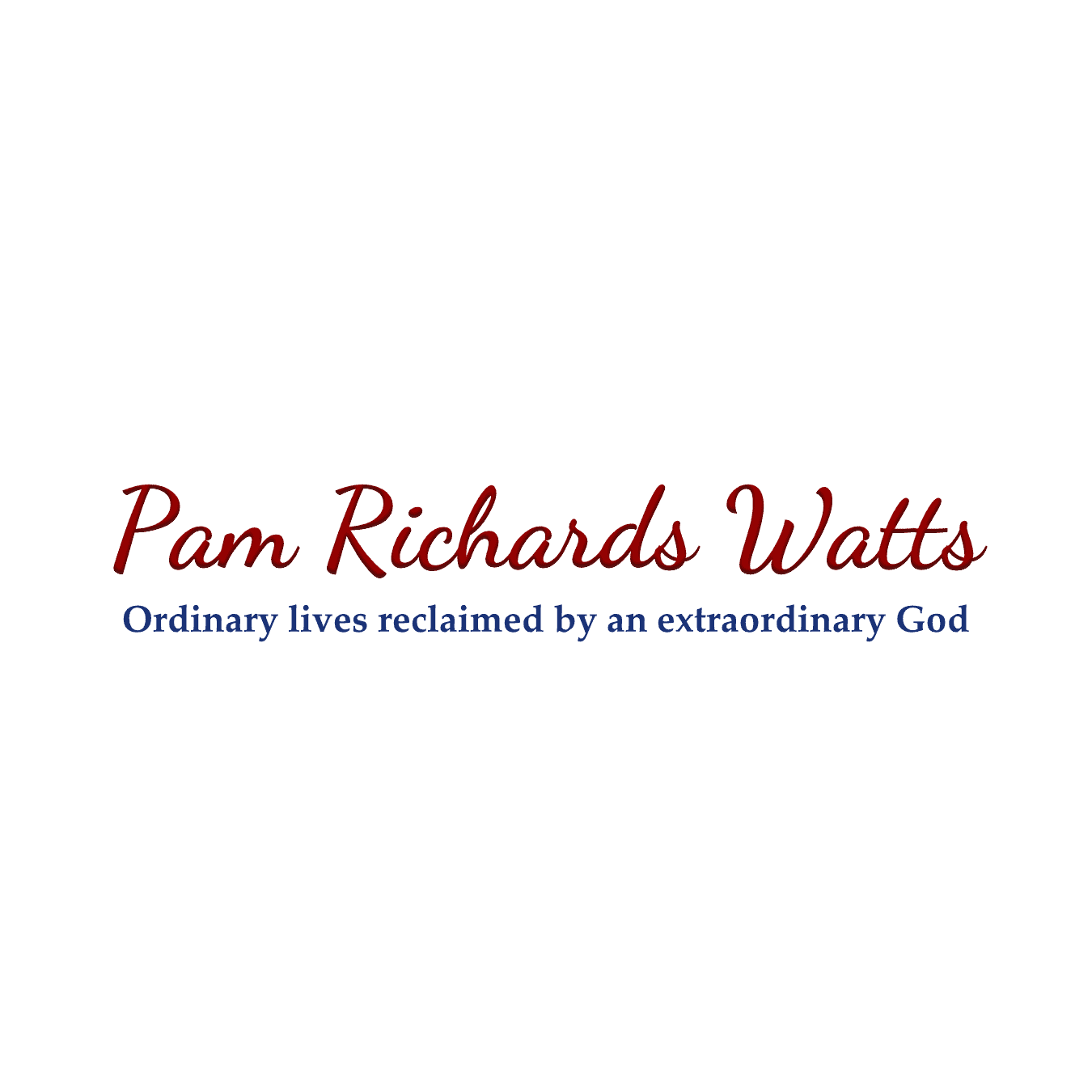 PamRichardsWatts.com