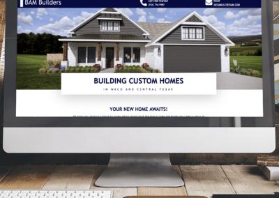 BAM Builders Website