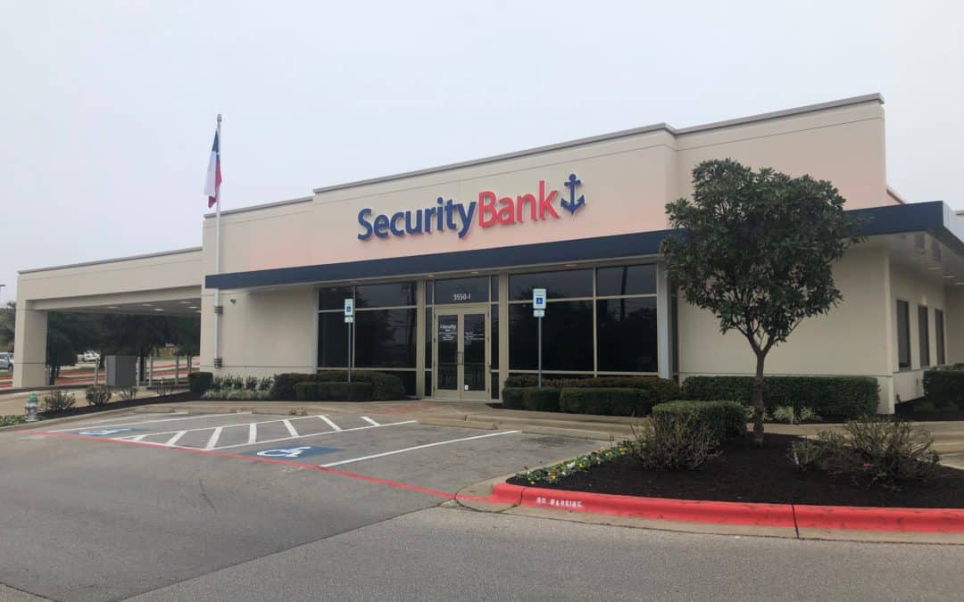 Security Bank Temple Press Release
