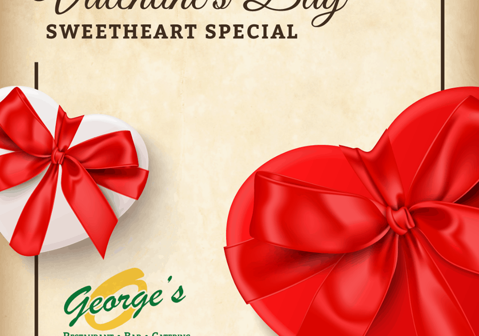 George's Valentine's Flyer
