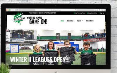 Frederick Indoor Sports Center Website Wednesday