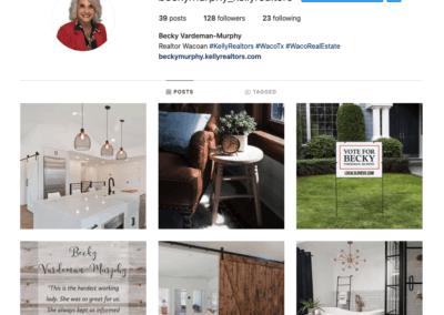 Becky Murphy Social Media