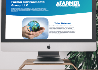Farmer Environmental Group Website