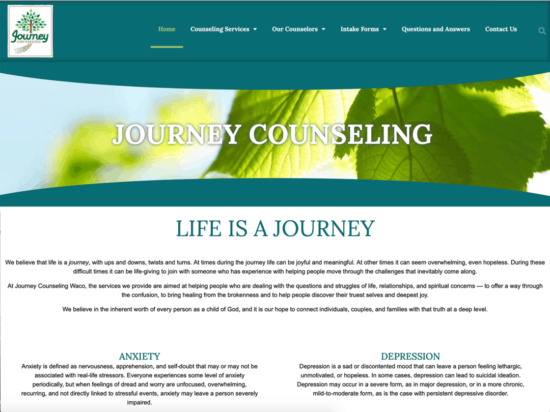 Journey-Counseling