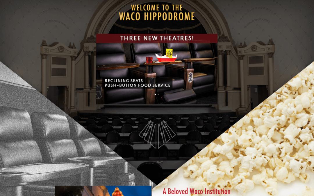 Waco Hippodrome Website