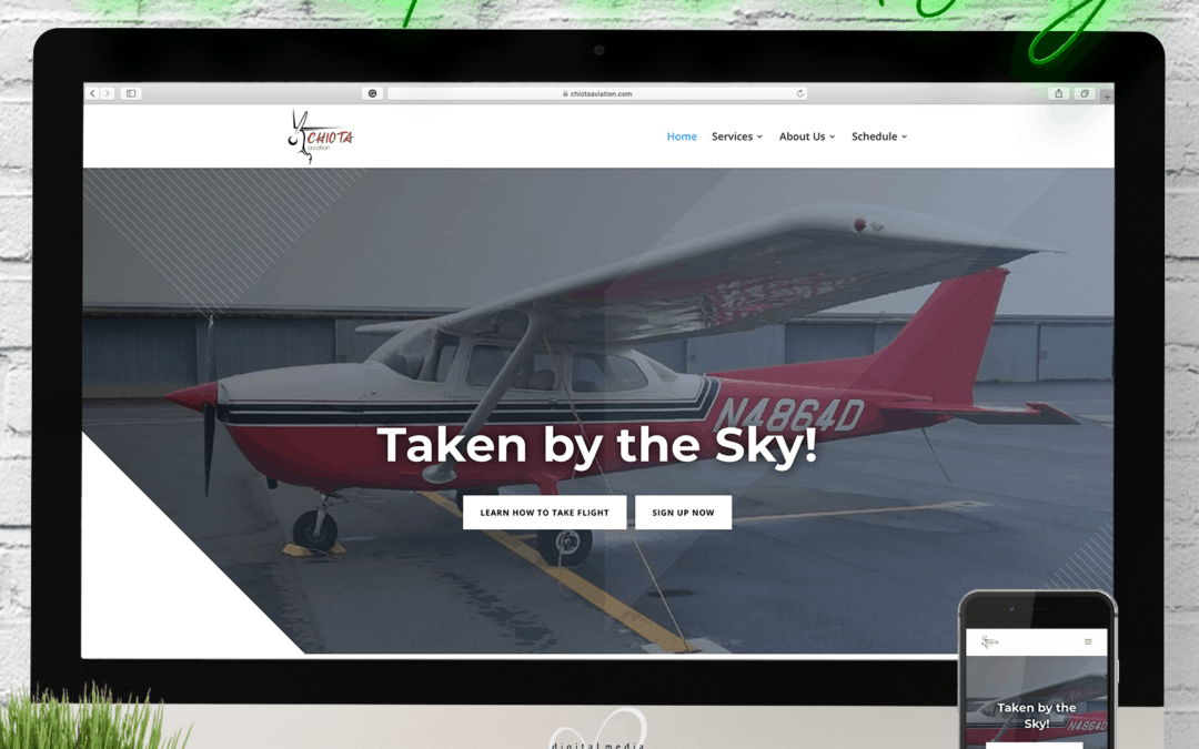 Chiota Aviation Website Wednesday
