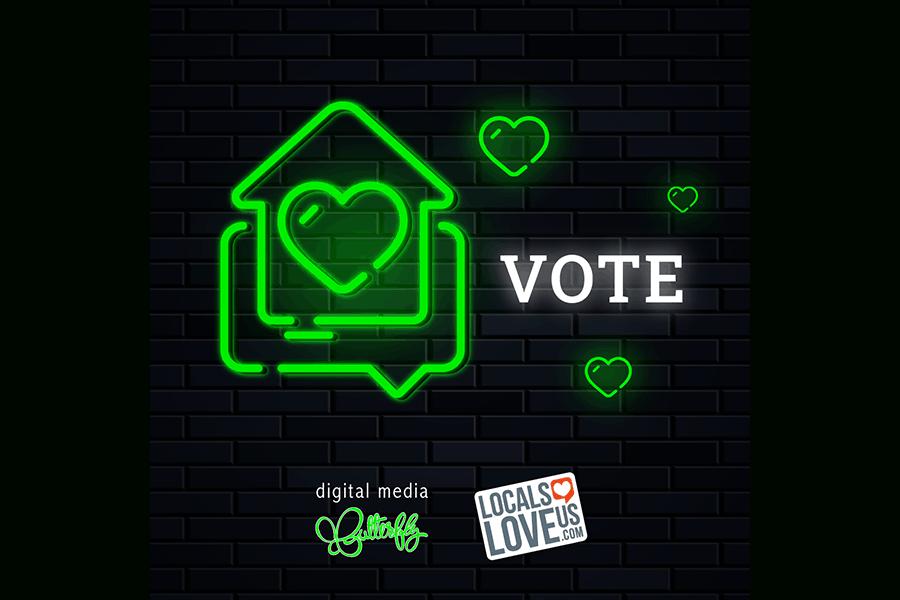 Vote Locals Love Us