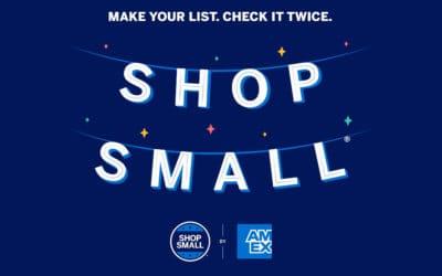 2020 Small Business Saturday