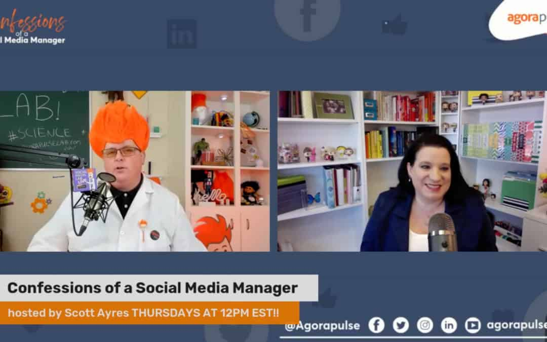 Confessions of a Social Media Manager