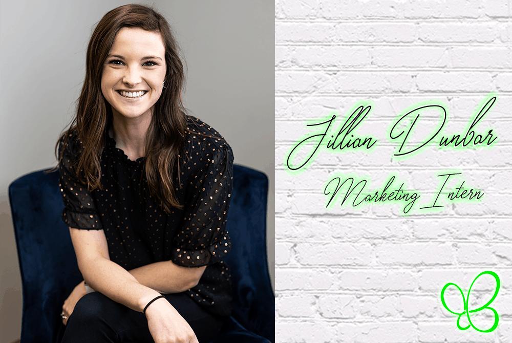 Jillian Dunbar Marketing Intern