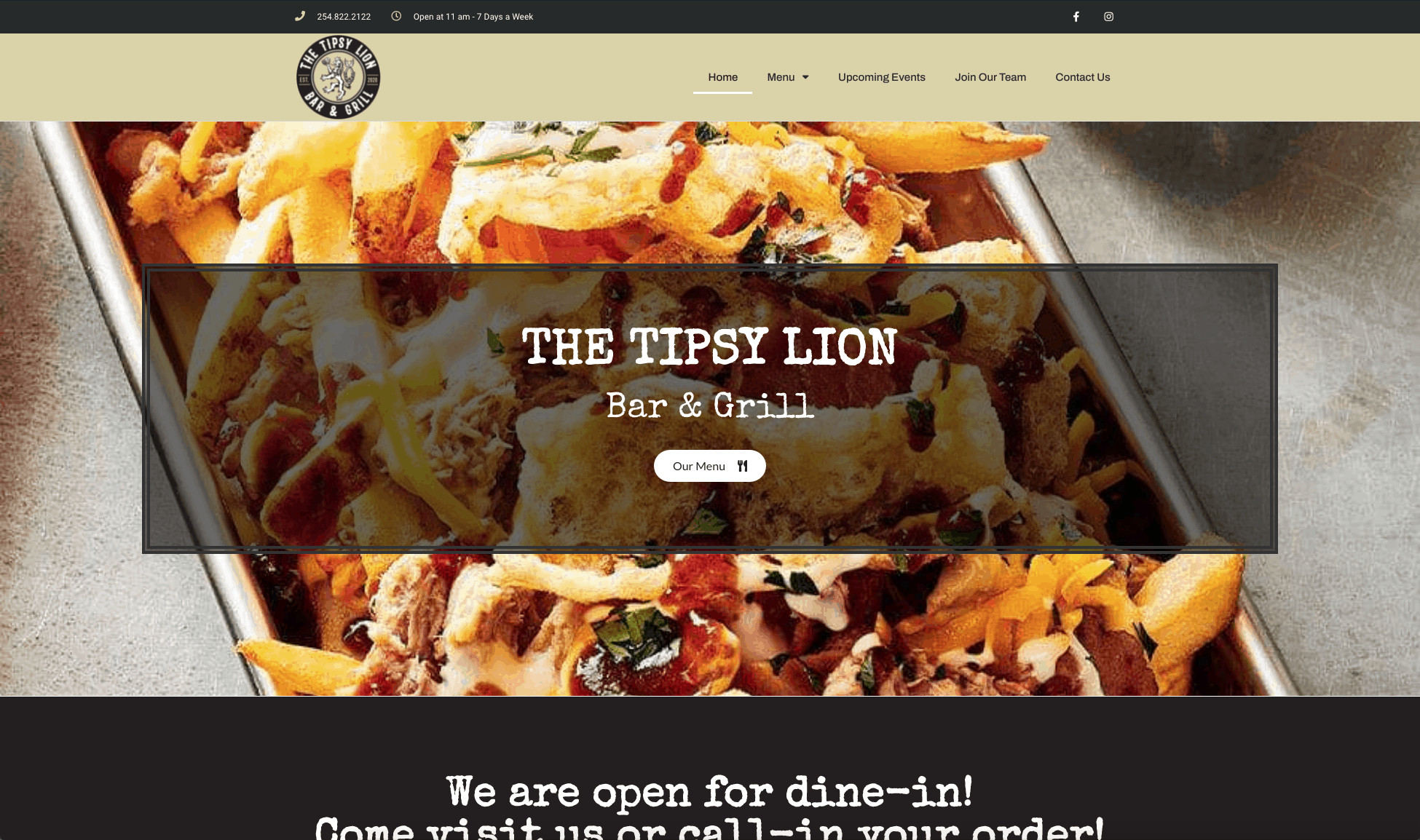 The-Tipsy-Lion-Bar-Grill